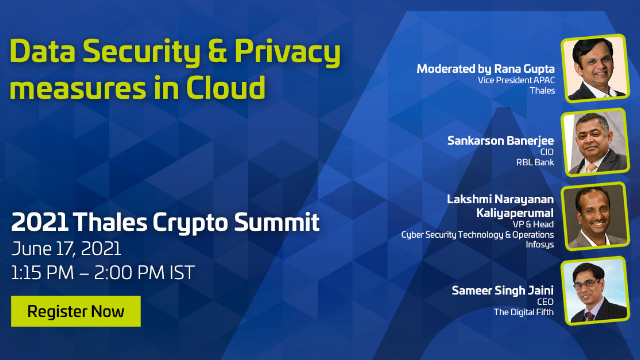 Data Security & Privacy Measures in Cloud