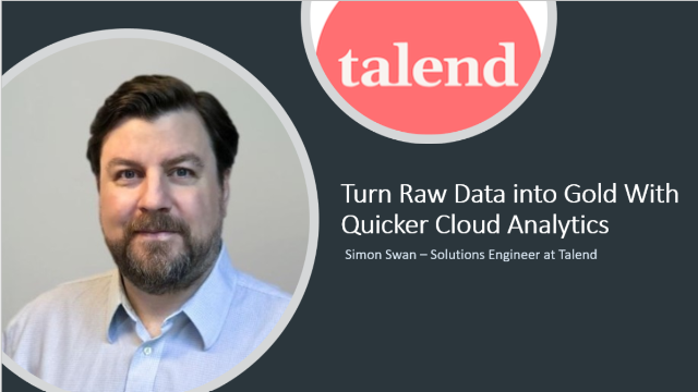 Turn Raw Data into Gold with Quicker Cloud Analytics