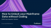 How to Unlock your Mainframe Data without Coding