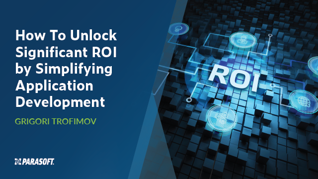 How to Unlock Significant ROI by Simplifying Application Development