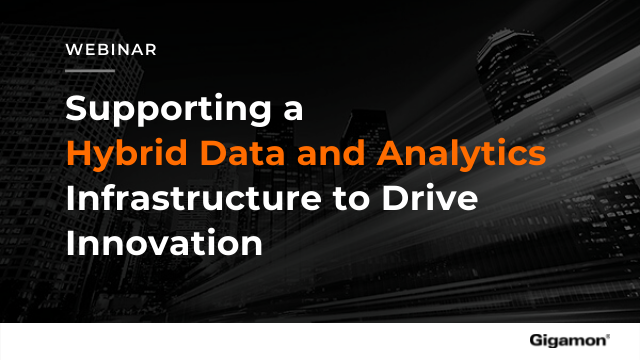 Supporting a Hybrid Data and Analytics Infrastructure to Drive Innovation