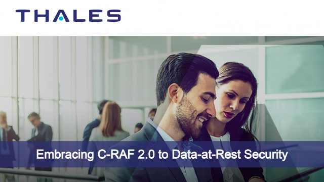 Embracing C-RAF 2.0 to Data-at-Rest Security