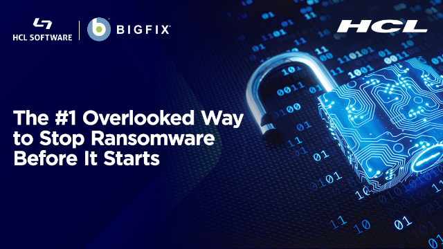 The #1 Overlooked Way to Stop Ransomware Before It Starts