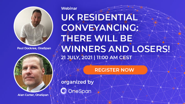 UK Residential Conveyancing: There Will Be Winners and Losers!