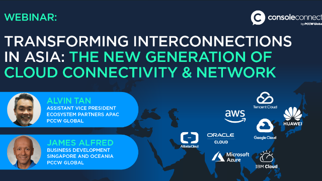 Transforming interconnections in Asia