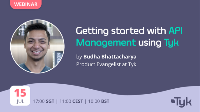 Getting started with API Management using Tyk