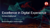Excellence in Digital Experience and the Future of Fighting Fraud