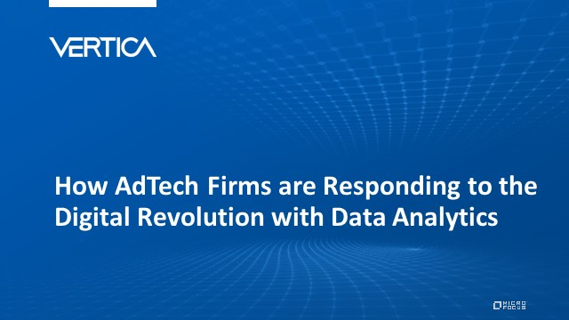 How AdTech firms are riding the digital revolution with data analytics