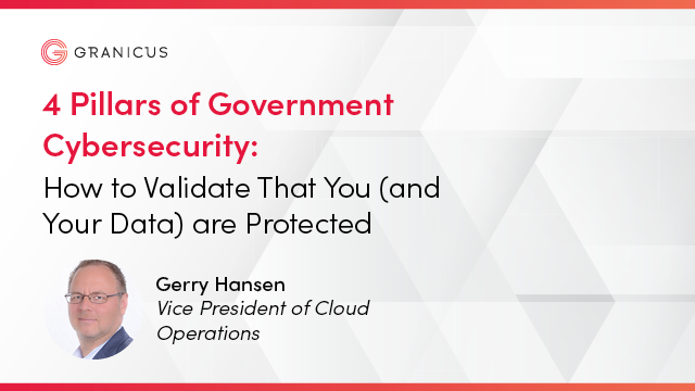 Cybersecurity: How to Validate That You (and Your Data) are Protected