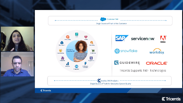 Improve Salesforce release speed and quality with user-friendly test automation