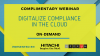 Digitalize Compliance in the Cloud