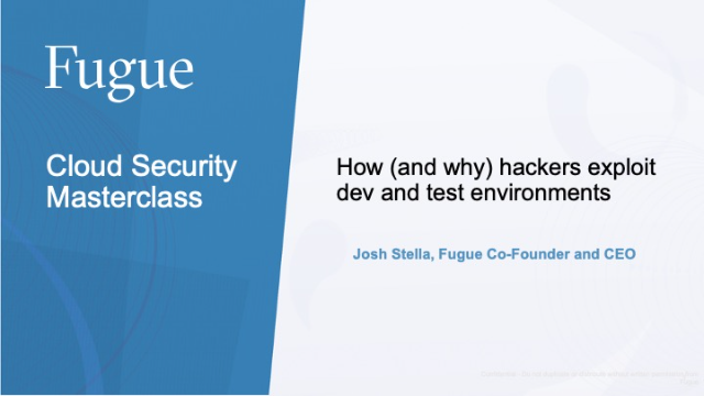 How Hackers Exploit Development and Test Environments