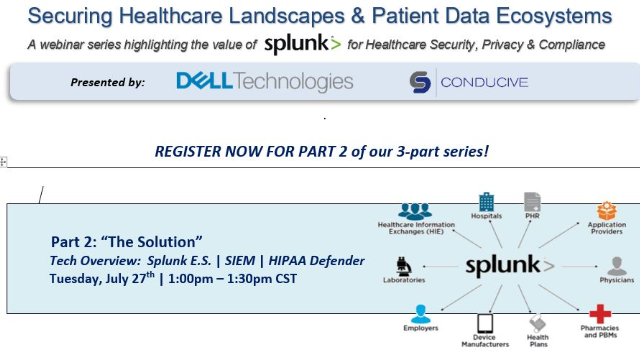 """Securing Healthcare Landscapes & Patient Privacy - Part 2: """"The Solution"""""""