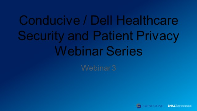 """Securing Healthcare Landscapes & Patient Privacy - Part 3: """"The Results"""""""