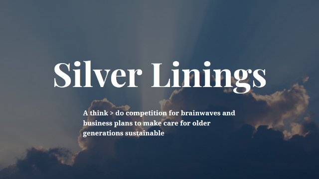 Interview with the 'Brainwaves' winner: Silver Linings competition