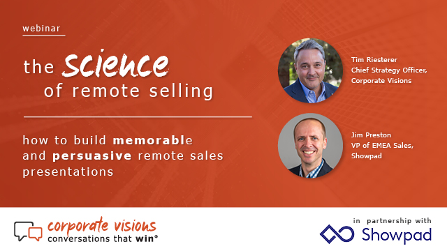 The Science of Remote Selling