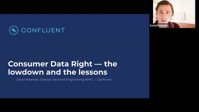 Consumer Data Right & Open Banking - the lessons and the lowdow