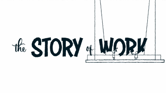 The Story of Work - UiPath