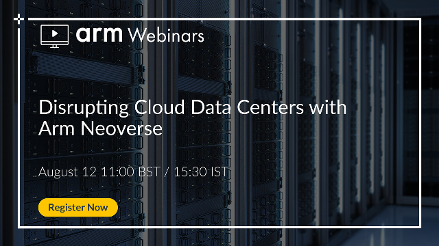Disrupting Cloud Data Centers with Arm Neoverse