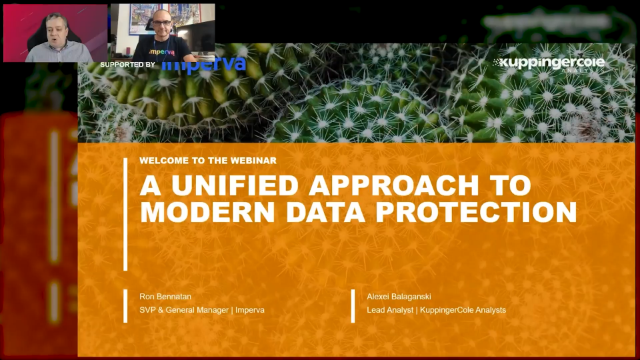 A Unified Approach to Modern Data Protection