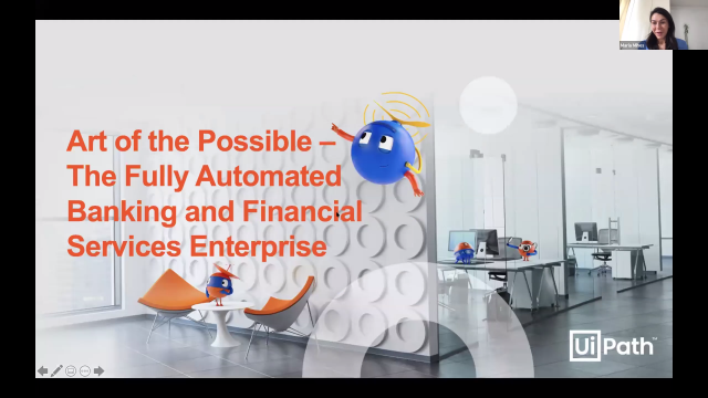 Automation in Banking, Financial Services and Fintech