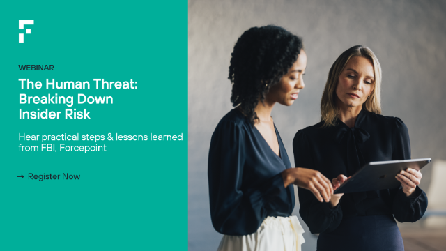 The Human Threat: Breaking Down Insider Risk