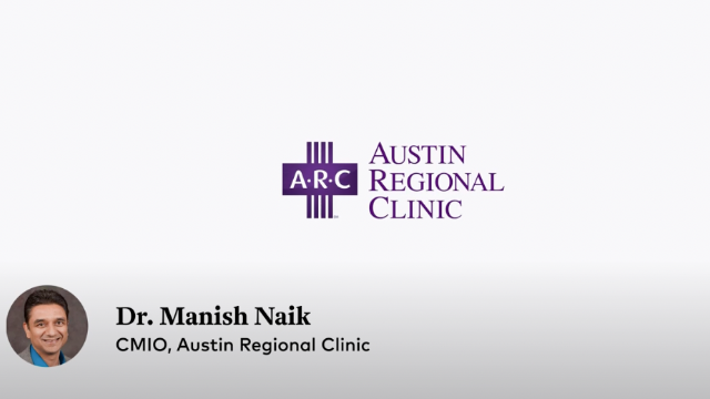 Automation Across the Care Continuum: Learnings from Austin Regional Clinic