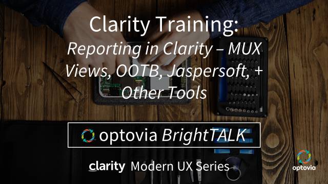 Clarity Education: Reporting with Clarity