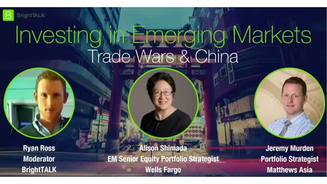 Investing in Emerging Markets: Trade Wars & China