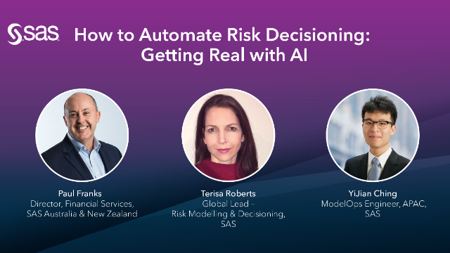 How to Automate Risk Decisioning: Getting Real with Artificial Intelligence