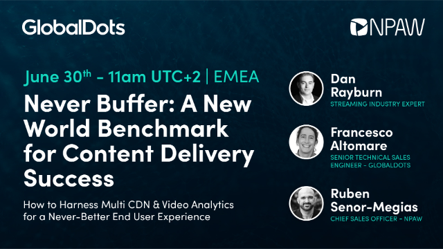Never Buffer: A New World Benchmark for Content Delivery Success