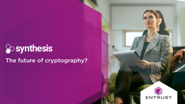 The future of cryptography?