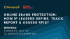 Online brand protection: How IP leaders define, track, report & assess KPIs?
