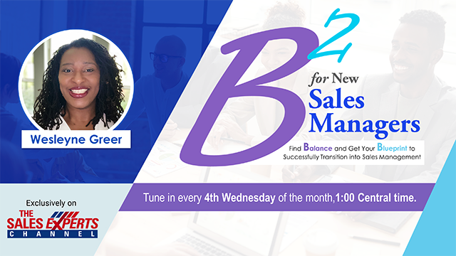 B2 for New Sales Managers - Episode 6 with David Presley