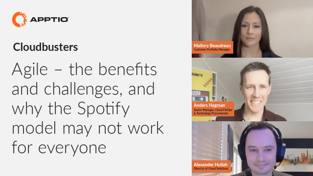 Cloudbusters: Agile – can the Spotify model work for everyone?
