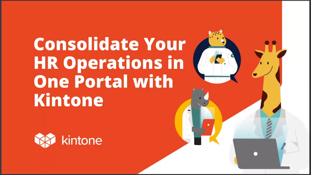 Consolidate Your HR Operations in One Portal