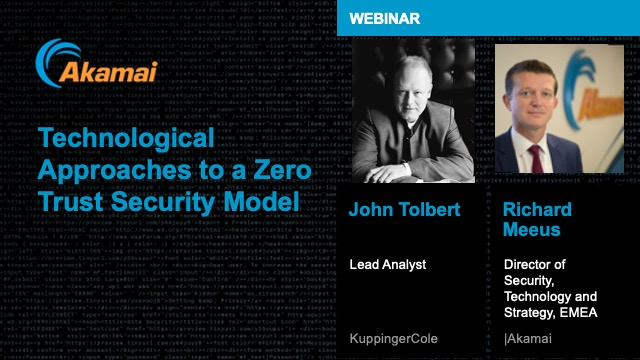 Technological Approaches to a Zero Trust Security Model
