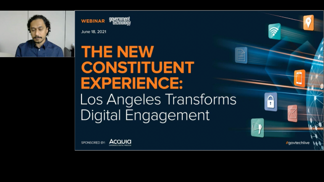 The New Constituent Experience: Los Angeles Transforms Digital Engagement