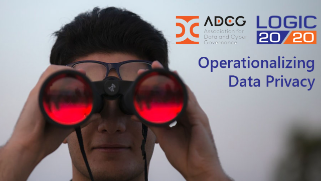 [Panel Event] Operationalizing Data Privacy