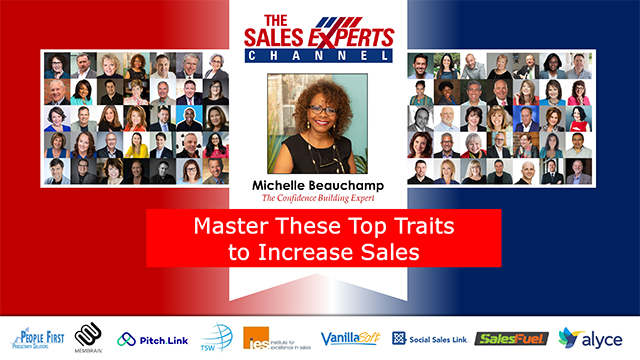 Master These Top Traits to Increase Sales