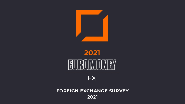 Euromoney FX Survey 2021 in partnership with CMC Markets