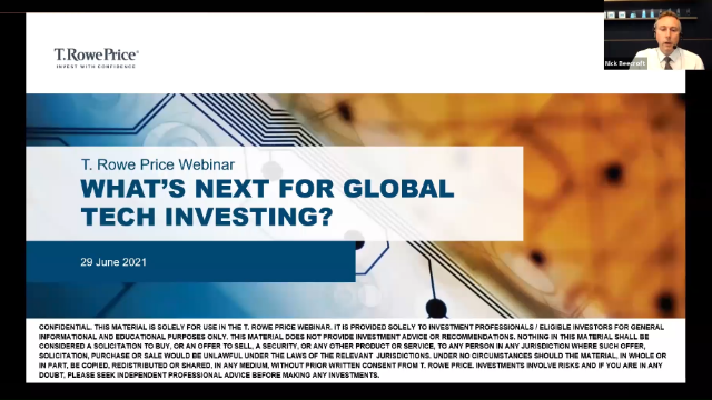 What's Next for Global Tech Investing?