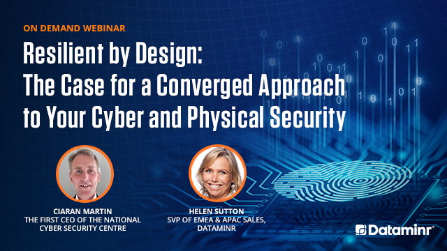 The Case for a Converged Approach to Your Cyber and Physical Security
