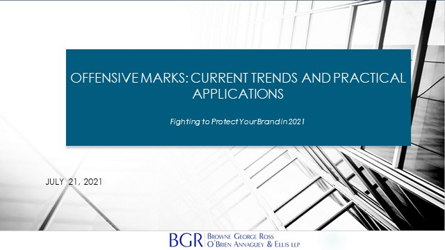 Trends & practical examples of evolving moral standards in trademark protection