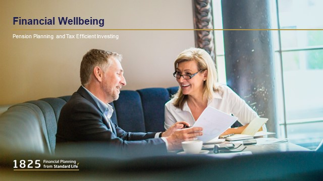 Pension Planning and Tax Efficient Investing