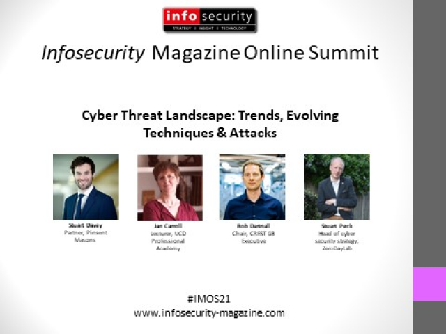 #IMOS21 Cyber Threat Landscape: Trends, Evolving Techniques & Attacks