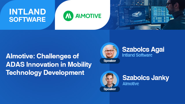 AImotive: Challenges of ADAS Innovation in Mobility TechnologyDevelopment