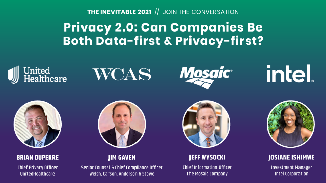 Privacy 2.0: Can Companies Be  Both Data-first & Privacy-first?