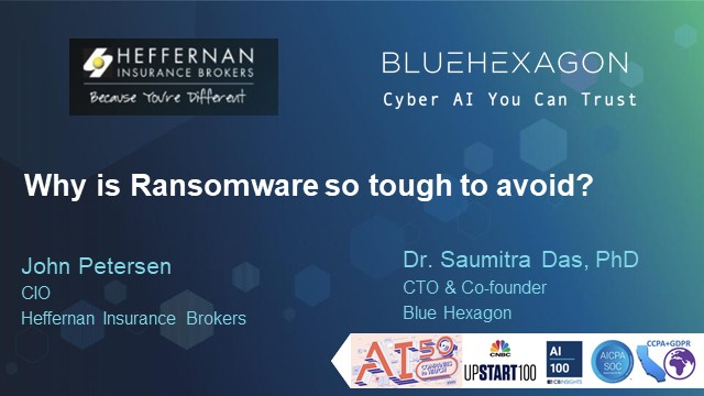 Why is Ransomware so tough to avoid?