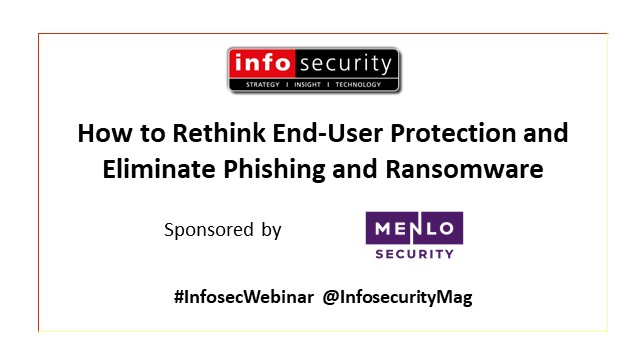 How to Rethink End-User Protection and Eliminate Phishing and Ransomware
